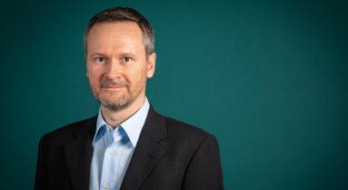 Foto von Stefan Böttcher, Mitarbeiter Intraplan Consult GmbH