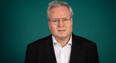 Foto von Georg Hocke, Mitarbeiter Intraplan Consult GmbH