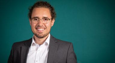 Foto von Jonas Horlemann, Mitarbeiter Intraplan Consult GmbH