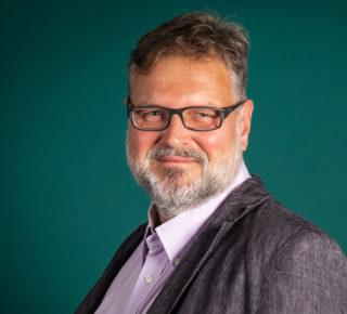 Foto von Peter Jordan, Mitarbeiter Intraplan Consult GmbH