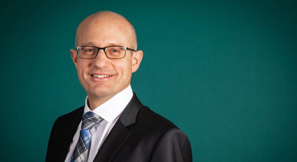 Foto von Ulrich Rückert, Mitarbeiter Intraplan Consult GmbH